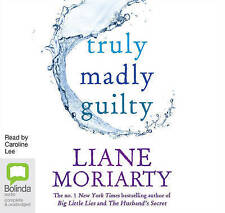 Truly Madly Guilty by Liane Moriarty (CD-Audio, 2016)