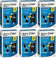 Accu Chek Compact Plus Blood Glucose Monitoring System Ebay