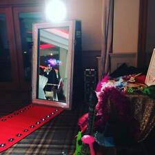Magic Mirror Photo Booth HIRE ONLY 2 hours - message us to check availability