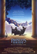 """THE PRINCESS BRIDE"" Movie Poster [Licensed-NEW-USA] 27x40"" Theater Size (1987)"