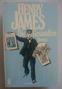 Henry James: Die Gesandten (Taschenbuch)