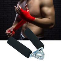 Fitness Grip Enhance Hände Handgelenke Stärke Stahl Feder Sport Trainingsgeräte