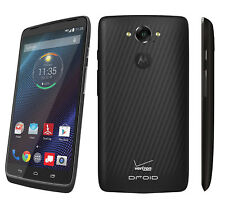 Motorola DROID Turbo Verizon 4G LTE 32GB Unlocked Mobile Phone - Metallic Black