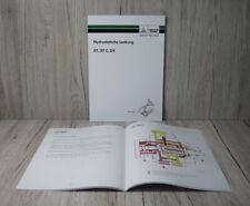 Deutz Werkstatthandbuch für Hydrostatische Lenkung 07, 07 C, DX