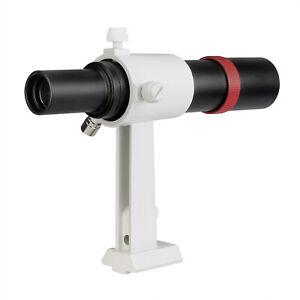 SVBONY SV182 6x30 Finderscope für Astro-Beobachtung + Fadenkreuz und Bracket