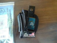 AMS Belt Clip Holster Model 31300BLKBP for Kel-Tec P-11-P40
