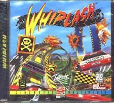 Whiplash (PC-CD, 1997) for DOS/Windows95 - NEW CD in SLEEVE