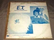"Michael Jackson 12"" LP "" E.T. STORYBOOK "" PROMO TEST PRESSING Very Rare KOREA !"