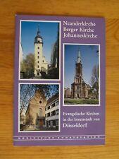Rheinische Kunststätten Heft 302 1985 Evangelische Kirchen in Düsseldorf