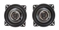 "Pair Crunch CS4CX 4"" Inch Car Audio 2-Way Speakers 200 Watts Max"