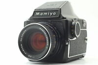 【Exc+5】 Mamiya M645 Camera PD Prism Finder w/ Sekor C 80mm f/2.8 Lens From JAPAN