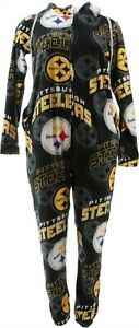 NFL Pinnacle Unisex Union Suit Cinch Bag Steelers XXXL NEW A387690