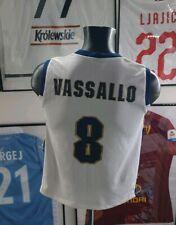 Maillot jersey camiseta fiba basketball paris levallois vassallo porto rico ncaa