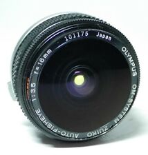 Olympus OM System Zuiko Fisheye 3.5 16mm Objektiv  ff-shop24