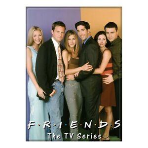 Friends TV Show Magnet Purple