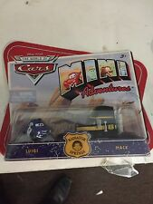 Disney 3 Pixar Cars Mini Adventures NEW 2010 2-PAC Radiator Springs LUIGI & MACK