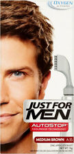 Just for Men Autostop Hair Colour - Medium Brown