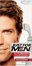 Just FOR MEN AUTOSTOP colore dei capelli-Marrone Medio