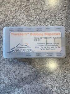 Traveller's Dubbing Dispenser