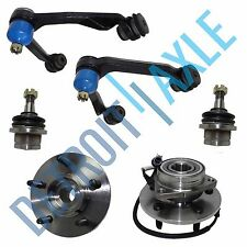 00-02 Expedition Navigator 4WD ABS Upper Control Arm Front Wheel Bearing Kit