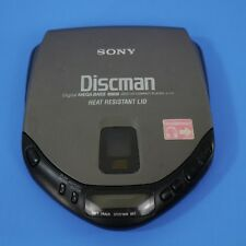 Sony Discman Personal Portable CD Player D-171 - Mega Bass & AVLS - Tested Works