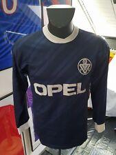 Maillot jersey trikot shirt camiseta  bordeaux PSG op france 87 88 vintage opel