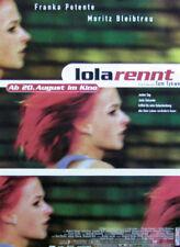 Run Lola Run German Rolled Movie Poster 23x33 New 1998 Franka Potente Lola Rennt