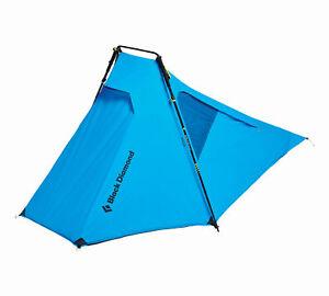 Black Diamond Distance Tent W Zpoles - Distance Blue