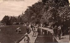 Children's Corner - BOURNEMOUTH - Dorset - 1915 Original Postcard (56)