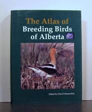 Breeding Birds of Alberta, Atlas, Nesting Species, Informative, Attractive