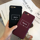 Shockproof Ultra thin Hard Back Pattern Case Cover For Apple iPhone 6 6s 7 Plus