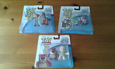 Disney Pixar Toy Story 3 Action Links Woody Buzz Lightyear Collectable Figures