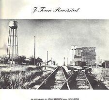 J Church & Jonestown - J Town Revisited - Allied 7 Inch Vinyl Record PUNK NEW
