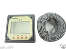 epsolar / Remote meter LCD display (MT1) for solar regulator (for duo battery)