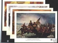 U.S.STAMPS #1686-1689  — SET 4 BICENT'L SOUV SHTS -- MINT