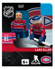 Lars Eller OYO MONTREAL CANADIENS NHL HOCKEY Mini Figure G1