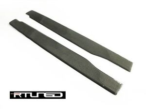 Audi R8 Carbon Fiber Door Sills Steps Brand Spanking NEW!