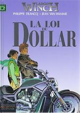 BD  Largo Winch - N°14 -  La loi du dollar  - E.O - 2005 - TBE - Francq