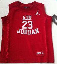 Nike Air Jordan Jumpman Tanktop Jersey Shirt Size 6