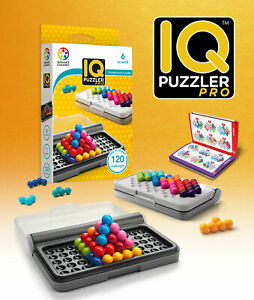 IQ PUZZLER PRO Logic & Strategy Game Smart Games Mind Challenge NEW VERSION!!!