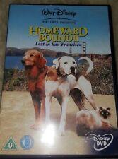 WALT DISNEY HOMEWARD BOUND II LOST IN SAN FRANCISCO DVD FILM MOVIE
