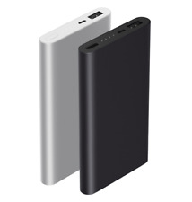 Original Xiaomi 10000mAh Power Bank Portable Charger W Fast Charge. Slim & Light