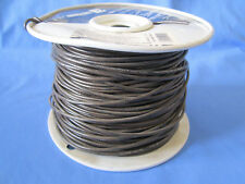 18 Gauge MTW/TEW Hookup Wire Stranded Copper Wire Brown Partial Roll 400 - 450'