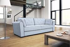 Sofa mit Schlaffunktion Polstersofa Couch Bettkasten Daro 3-Sitzer Dreisitzer 15