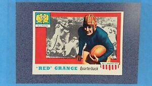 1955 Topps #27 RED GRANGE All American Illinois VG-EX++ ~MR25A
