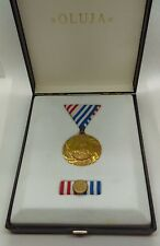 CROATIAN ARMY ORDER, MEDAL for PARTICIPATION IN OPERATION STORM - OLUJA !