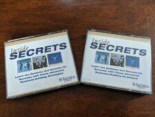 Inside Secrets CD Set  1&2 (6 Discs) System and Secrets for Success By Referral