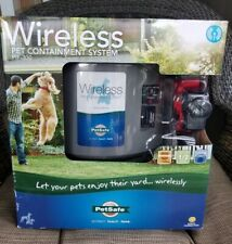 Brand New! PETSAFE WIRELESS 1/2 Acre Pet Containment System PIF-300 (SEALED)