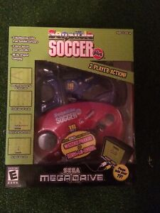 Sensible Soccer Plus, Retro video game, Sega Mega drive VGC, Brand New/Unopened
