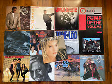 Vinyl Lp Album Record Lot Rock Pop Rap R&B 80's 90's You Pick Choose Select